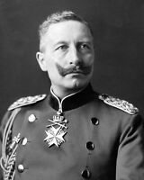 8x10 Photo: Kaiser Wilhelm Ii, King Of Prussia And Last German Emperor
