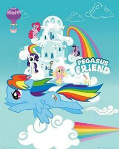 My-Little-Pony-Pegasus-Friend-Mini-Poster-40cm-x-50cm-new-and-sealed