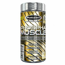 MuscleTech Phospha Muscle Powerful Recovery & Strength Builder (140 Softgels)