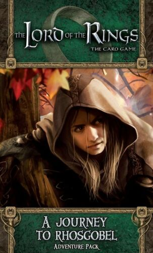 A Journey to Rhosgobel Adventure Pack FFGMEC04 Lord of the Rings Card Game
