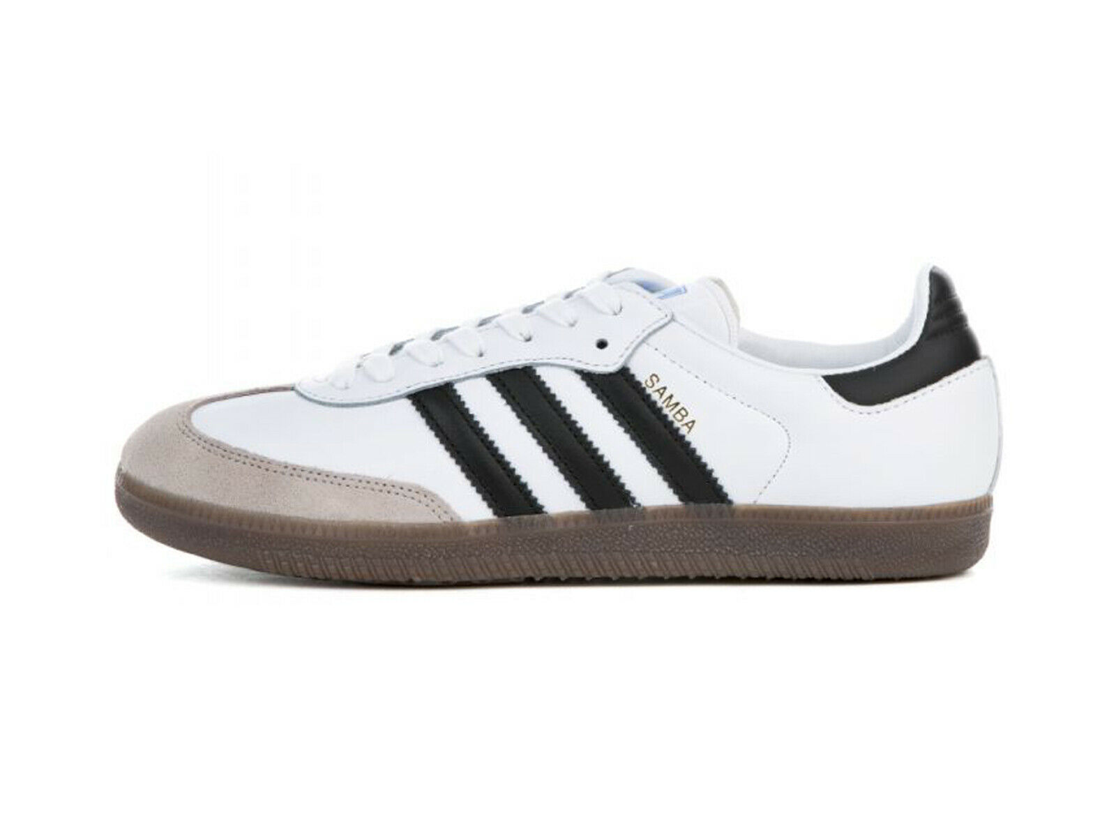 360f47ecbb215 Adidas Originals Men s SAMBA OG shoes Cloud White Core Black Gum BB2588 b