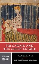 Norton Critical Editions: Sir Gawain and the Green Knight 0 by Geoffrey Chaucer, Marie Borroff and Laura L. Howes (2009, Paperback)
