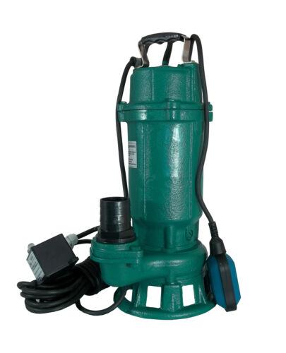 Ibo Pesado Duty1.1kw 50ft 18000lph Sumergible Aguas Residuales Sucia Bomba de