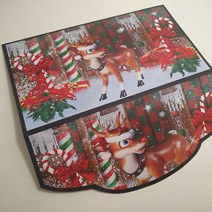 CHRISTMAS MONEY WALLET ENVELOPE SIZE 16CM X 9cm
