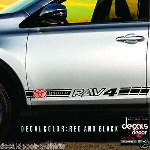 Decal-Vinyl-Fits-TOYOTA-RAV4-XLE-Stickers-2007-2008-2009-2010-2011-2012-to-2019