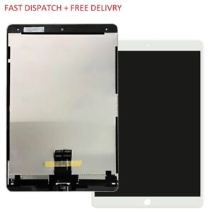 New-iPad-Pro-10-5-A1701-A1709-Replacement-LCD-Digitizer-Touch-Screen-WHITE-OEM
