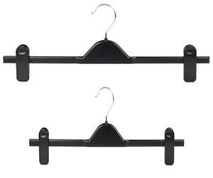 Caraselle Black NonSlip Trouser Hanger 36cm from