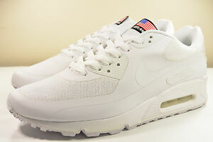 los angeles dd2c5 f42a9 Image is loading DS-NIKE-2013-AIR-MAX-90-INDEPENDENCE-DAY-