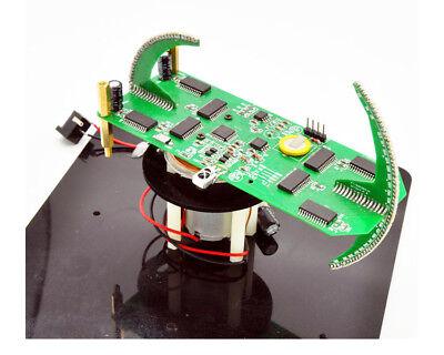 Biaxial 3D Rotating POV LED Kit POV Creative Soldering Training Kit Downloader