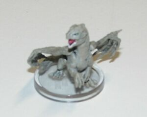 WHITE DRAGON WYRMLING 23 Snowbound D&D Dungeons and Dragons