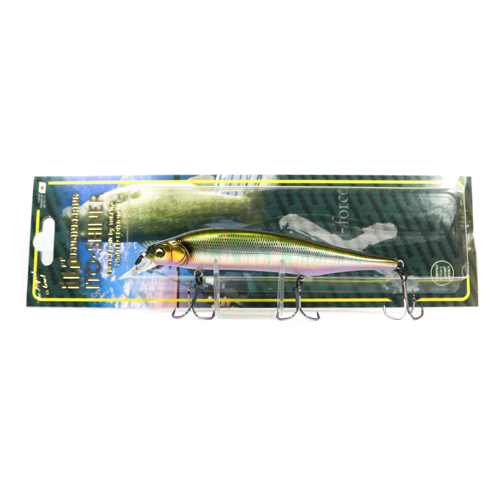 Megabass 342530 Lure Ito Shiner Wagin Oikawa M for sale online