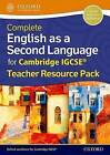 Complete English as a Second Language for Cambridge IGSCE: Teacher Resource Pack by Dean Roberts (Mixed media product, 2014)