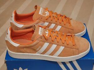 adidas campus orange