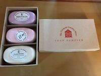 The Vermont Country Store Soap Sampler Boxed Set (3) Soaps