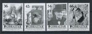 Gibraltar-2001-Mi-972-975-Neuf-100-Chronique