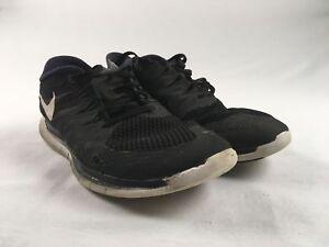 Image is loading Nike-Free-5-0-Black-Running-Cross-Training- 5cf73048ff
