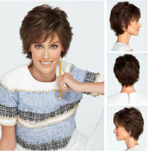 Fashion-Natural-Short-Curly-Wigs-Dark-Brown-Costume-Cosplay-Party-Wig-Daily-Wig