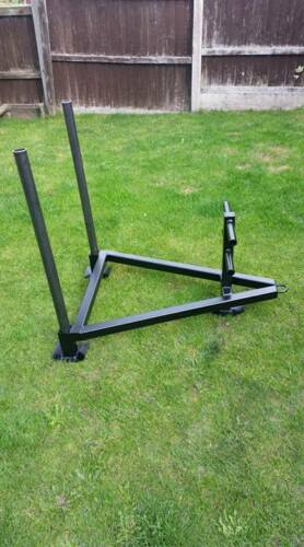 A FRAME PROWLER SLED CROSSFIT CONDITIONING BOOT CAMP