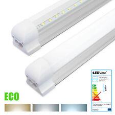 LED Röhre T8/G13 Fassung 60-180cm Röhren Lichtleiste Leuchtstoffröhre Lampe Tube