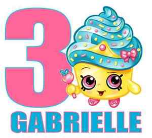 Image Is Loading Shopkins Cupcake Queen Custom Iron On Transfer 5