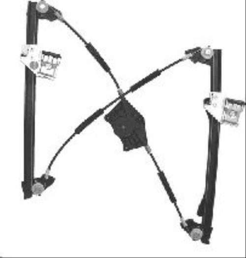 Fensterheber NEU VAN WEZEL vorne rechts 7625262