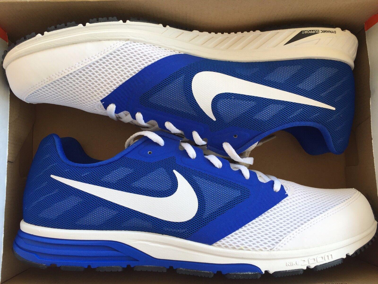 Para Fly Hombre Nike Zoom Fly Para equipo zapatos Blanco Juego Real 652828 142 af1d68