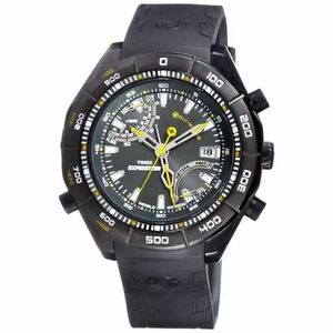 04d20a16e Image is loading NEW-TIMEX-EXPEDITION-E-ALTIMETER-CHRONOGRAPH-INDIGLO-BLACK-