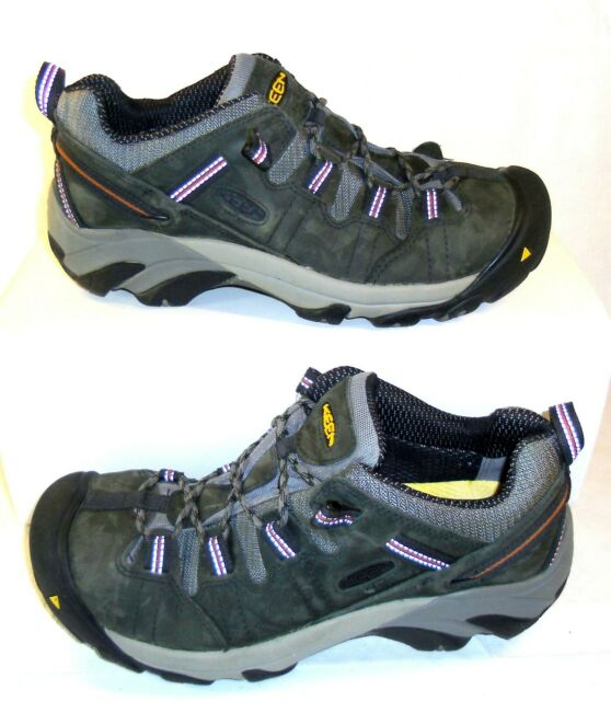 Detroit Low ESD Soft Toe Work Shoe