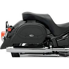 Saddlemen Cruis'n Slant Large Throw-Over Saddlebags Honda VTX1300 VTX1800