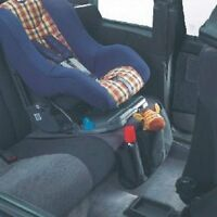 Reer Schutzunterlage Für Kindersitze Auto-zubehör Neu Schwarz
