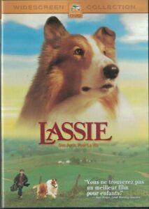 DVD LASSIE DES AMIS POUR LA VIE