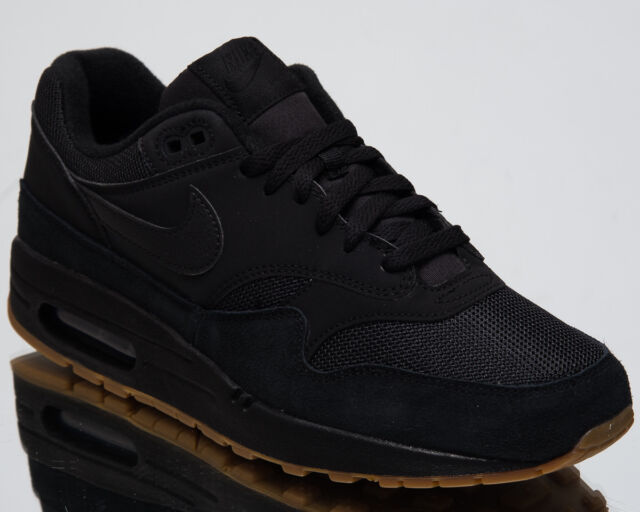 super popular 75bf2 ab686 Nike Air Max 1 Men s Lifestyle Shoes Black 2018 New Low Top Sneakers  AH8145-007