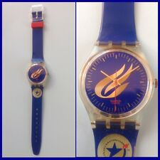 """Swatch """"Starfire"""" paralympic games olympic 2004 new"""