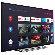 "Toshiba 58"" HDR UHD Smart Dolby UHD Android Netflix"