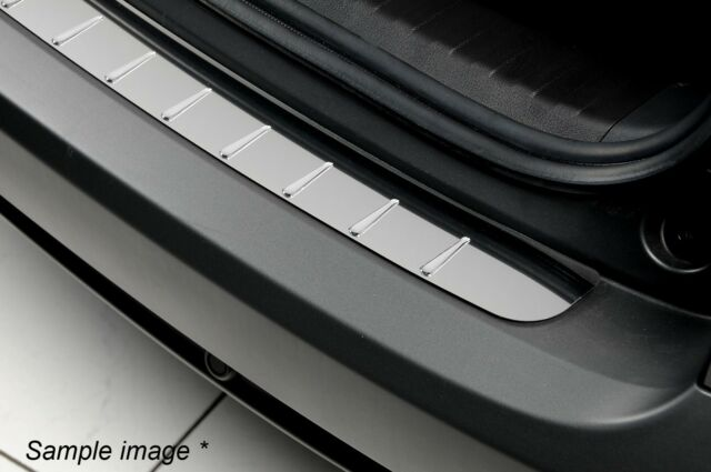 MIRROR POLISHED 2009-2014 REAR BUMPER PROTECTOR compatible with INFINITI FX