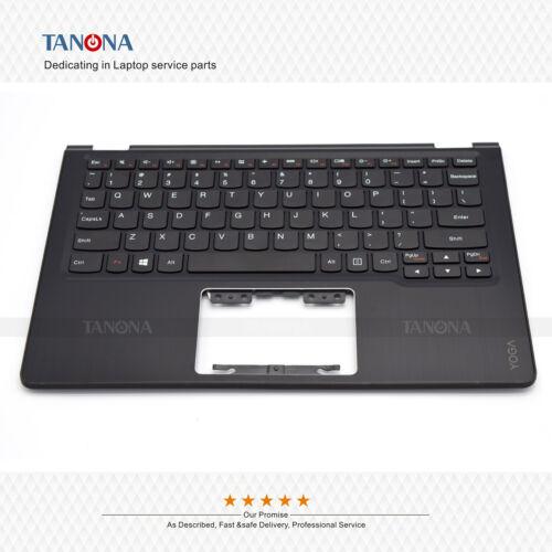 Lenovo Yoga 700-11 Yoga 3 11 Palmrest Upper Case US Keyboard Bezel No touchpad