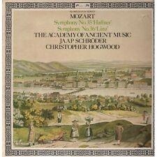 MOZART: Symphonies n°35 Haffner & n°36 Linz   AAM Hogwood /L'Oiseau-Lyre Holland