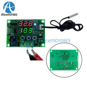 DC-12V-Dual-LED-Multi-function-Cycle-Timer-Relay-Module-Delay-Time-Switch