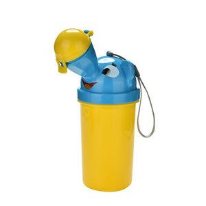 1-X-Tragbar-Baby-Kinder-Pissoir-Urinal-Toilette-Toepfchen-Auto-Camping-Pw