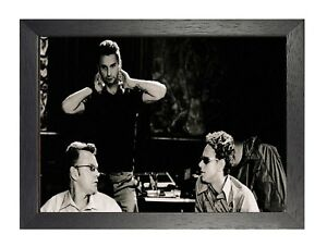 Depeche-Mode-16-Photo-Rock-Band-Print-Heavy-Metal-Picture-Vintage-Music-Poster