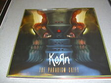 Korn - The Paradigm Shift - 2LP Vinyl /// Neu & OVP /// Gatefold Sleeve