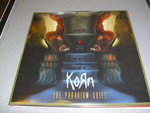 Korn-The-Paradigm-Shift-2LP-Vinyl-Neu-amp-OVP-Gatefold-Sleeve