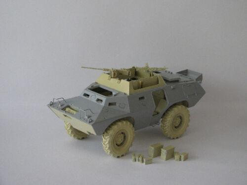 M-706E Conversion set 1//35 resin MKF3046 for V-100 Hobby Boss