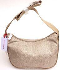 Borbonese Luna Bag Sand Tessuto Fantasia Classic Tg M 934540