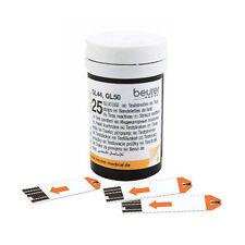 Beurer GL 44/50 , 100 Blutzuckerteststreifen