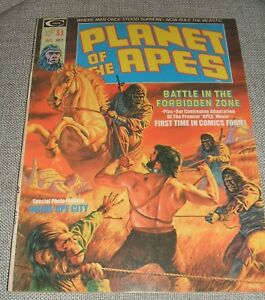 Planet-of-the-Apes-Volume-1-Number-2-Vintage-Magazine-See-Photos