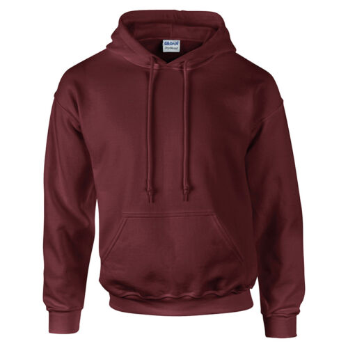 Gildan DryBlend Adult Unisex Hooded Pullover Sweatshirt Moisture Wicking Hoodie