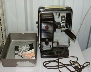Kodak Showtime 8 8-500A 8mm Movie Film Projector Fully Tested & Works Great