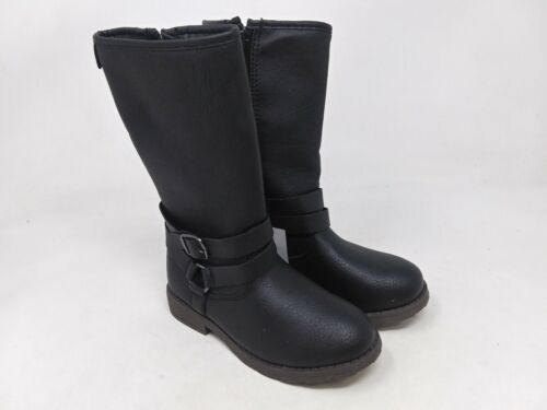 New Girl/'s Toddler Carters Cicily Riding Boot Black R33