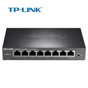 Details about TP-Link TL-SF1008VE 8 Port Fast Switch Metal VLAN Ethernet  Network Switch